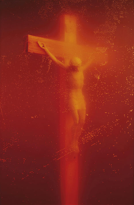 Andres Serrano, Piss Christ (Immersions)